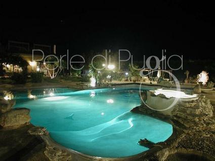 ville e casali - Merine ( Lecce ) - Tenuta De Rinaldis - Casina Venus