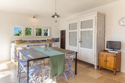 country houses - Carovigno ( Brindisi ) - Villa Terra Rossa