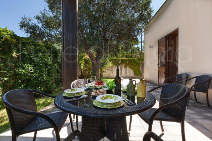 villas & country houses - Torre dell`Orso  ( Otranto ) - Villa Cala Bianca