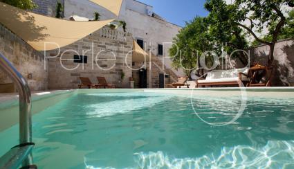 prestige farmhouses - Poggiardo - Vaste ( Otranto ) - Palazzo Perla Bianca