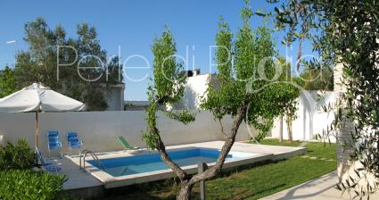 villas & country houses - Torre Colimena ( Porto Cesareo ) - Villa Caicos