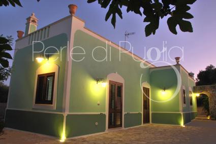 trulli e typical houses - Gagliano del Capo ( Leuca ) - Villa Caledda
