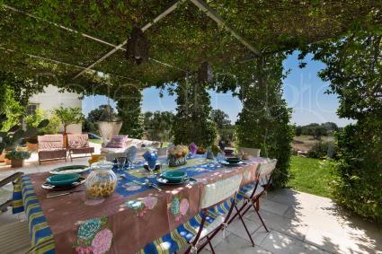 villas de luxe - Cisternino ( Brindisi ) - I Trulli di Nanì