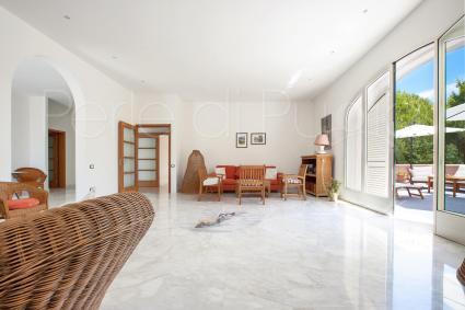 Ingresso in casa: il piano centrale, cuore della casa vacanze a Leuca