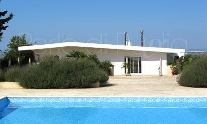 luxury villas - Casarano ( Gallipoli ) - Villa Agnese - villa vip Puglia