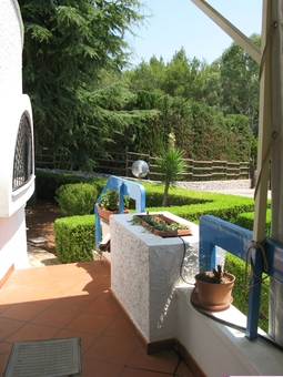 villas & country houses - Parabita ( Gallipoli ) - Trullo la Panoramica - with swimming pool