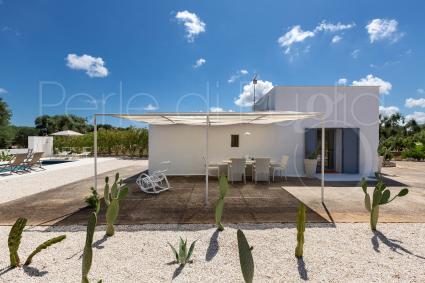 maisons typiques - Carovigno ( Brindisi ) - Lamia Madreperla