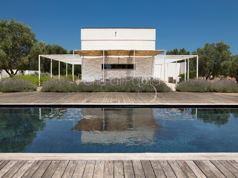Casa con piscina a carovigno lamie di arianna in affitto for Case di campagna progettano l australia