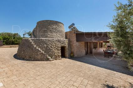 trulli e typical houses - Torre Vado ( Leuca ) - Pajara di Laura