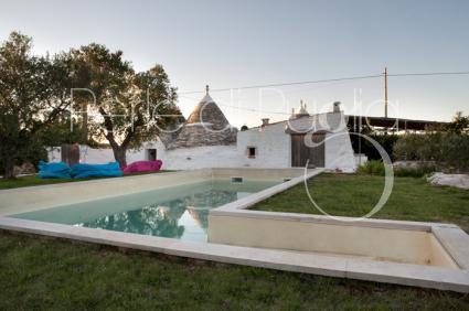maisons typiques - Cisternino ( Brindisi ) - Trullo Trésor