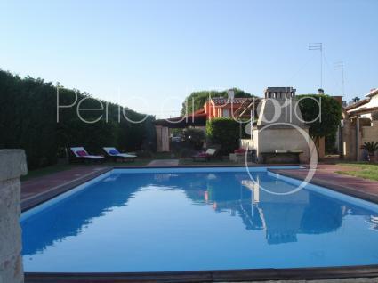 ville e casali - San Vito dei Normanni ( Brindisi ) - Villa Dagnano