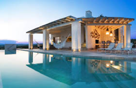 Case Piccole Da Sogno : Favolose ville da sogno con piscina mondodesign